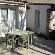 House With 2 Bedrooms in Sainte-marie-de-ré, With Furnished Terrace