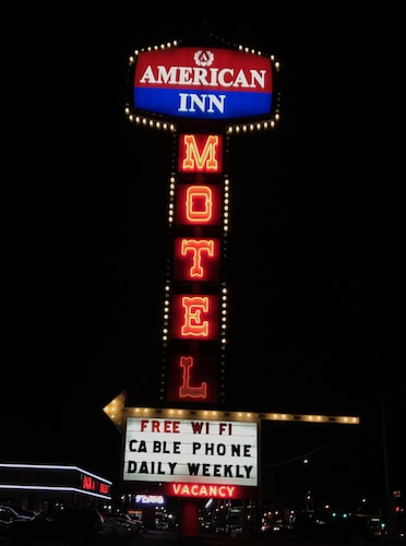 Check Expedia for Availability of American Inn Motel