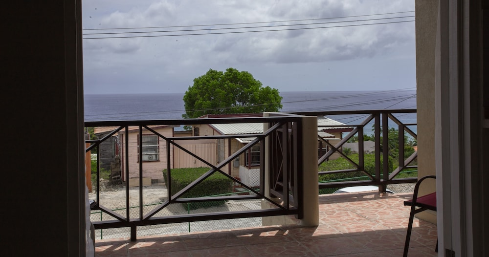 Balcony, Oceanview Property- 5 Minutes to the Beach