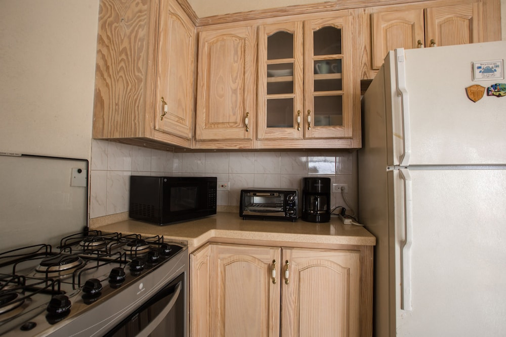 Private Kitchen, Oceanview Property- 5 Minutes to the Beach