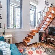 コージー アパートメント ベスト ロケーション 1412 (入住位于绝佳位置的 1412 号本地公寓 )