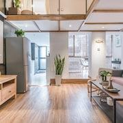 コージー アパートメント ベスト ロケーション 188 (本地生活绝佳位置 188 号公寓)