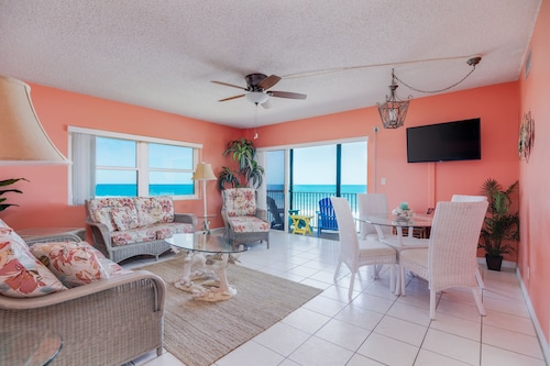 You Can't get any Closer to the Beach! 2br/2ba Updated Condo