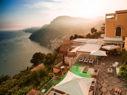 Gourgeous View Relaxing Villa Infinity Pool on the Top of Positano
