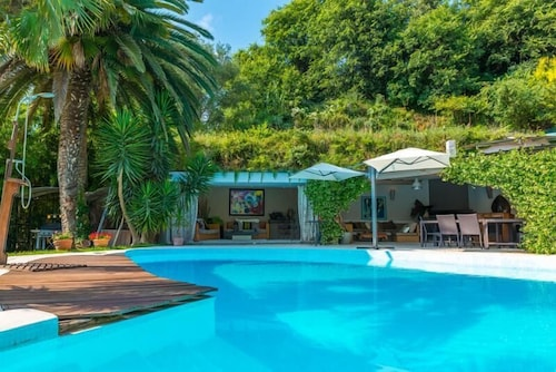 Nice Villa Quiet With Heated Pool, Garden Pool House for 14 People