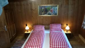 7 Schlafzimmer, Bügeleisen/Bügelbrett, kostenloses WLAN