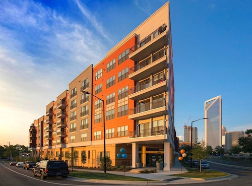 Great Place to stay Classy South End Uptown 1BR Near Stadium near Charlotte