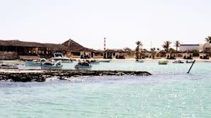 Spiaggia privata, immersioni subacquee