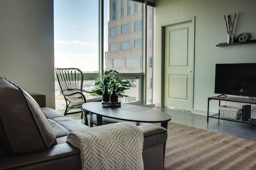 Great Place to stay Luxury 2BR Apt In Uptown City View near Charlotte
