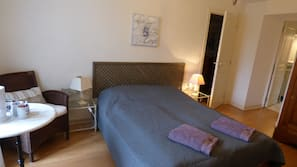 4 chambres, literie de qualité supérieure, décoration personnalisée
