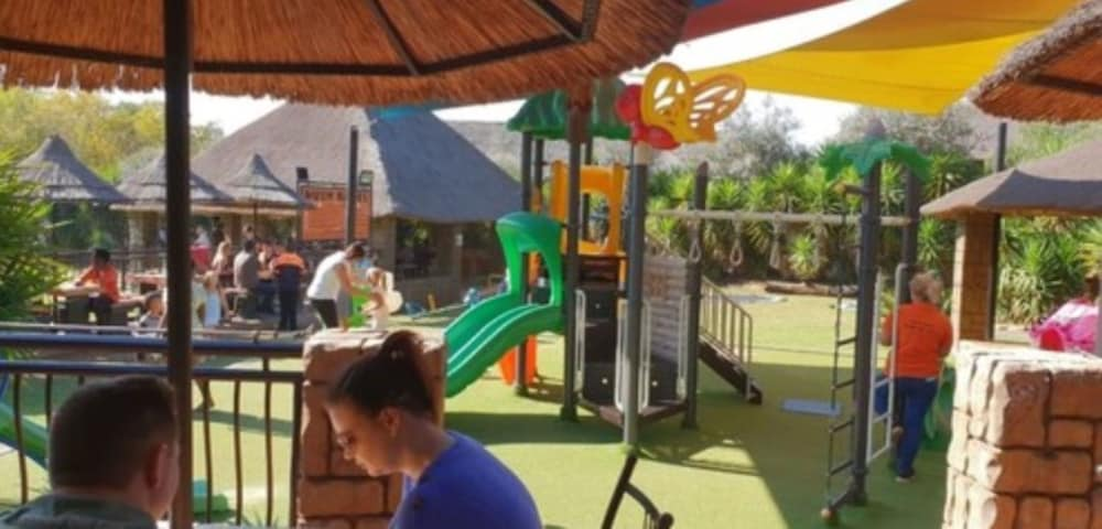Children's Play Area - Outdoor, Bushmans Rock Country Lodge