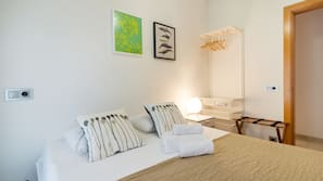 5 sovrum, strykjärn/strykbräda, barnsängar och gratis wi-fi