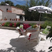 House With 3 Bedrooms in Carvoeira, With Wonderful Mountain View, Enclosed Garden and Wifi - 2 km From the Beach