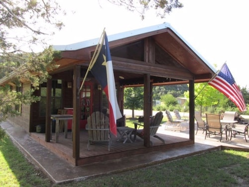 Check Expedia for Availability of 5 Acres on Frio River~hill Country, Tx~private Clean Cozy Cabin~all You Need +