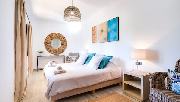 5 Schlafzimmer, kostenloses WLAN