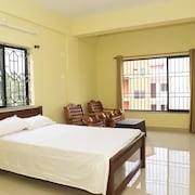 Nirvaah Room Siolim- Kitchenete