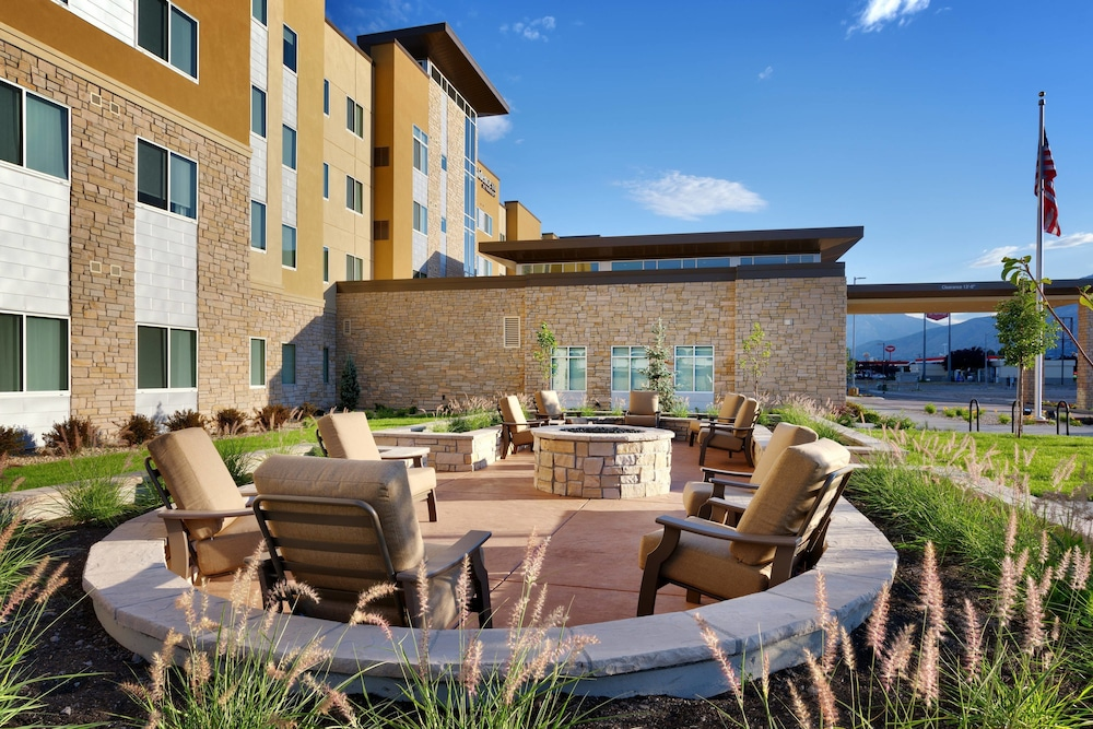 BBQ/Picnic Area, Residence Inn by Marriott Provo South University