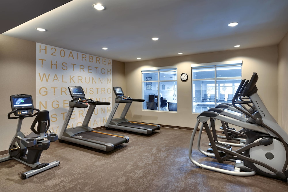 Fitness Facility, Residence Inn by Marriott Provo South University