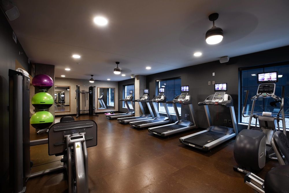 Fitness Facility, Elliot Park Hotel, Autograph Collection