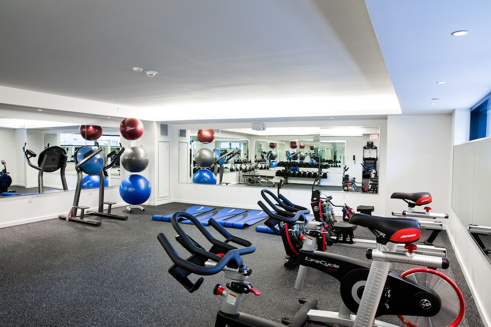 Fitness Studio, The Study at University City