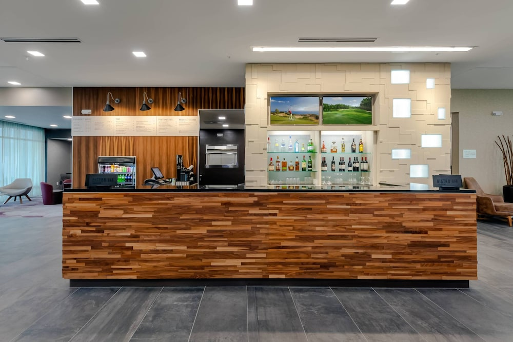 Restaurant, Courtyard by Marriott Savannah Airport
