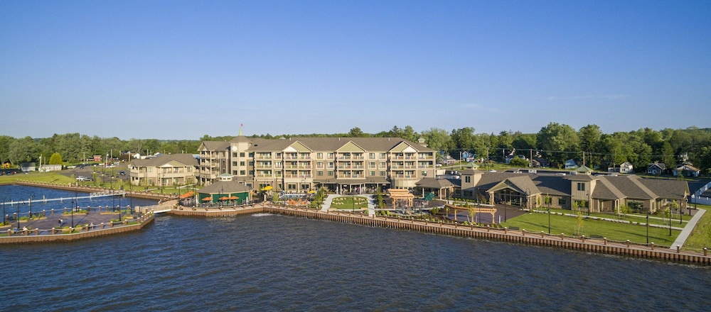 Featured Image, Chautauqua Harbor Hotel- Jamestown