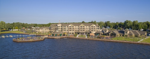 Chautauqua Harbor Hotel- Jamestown