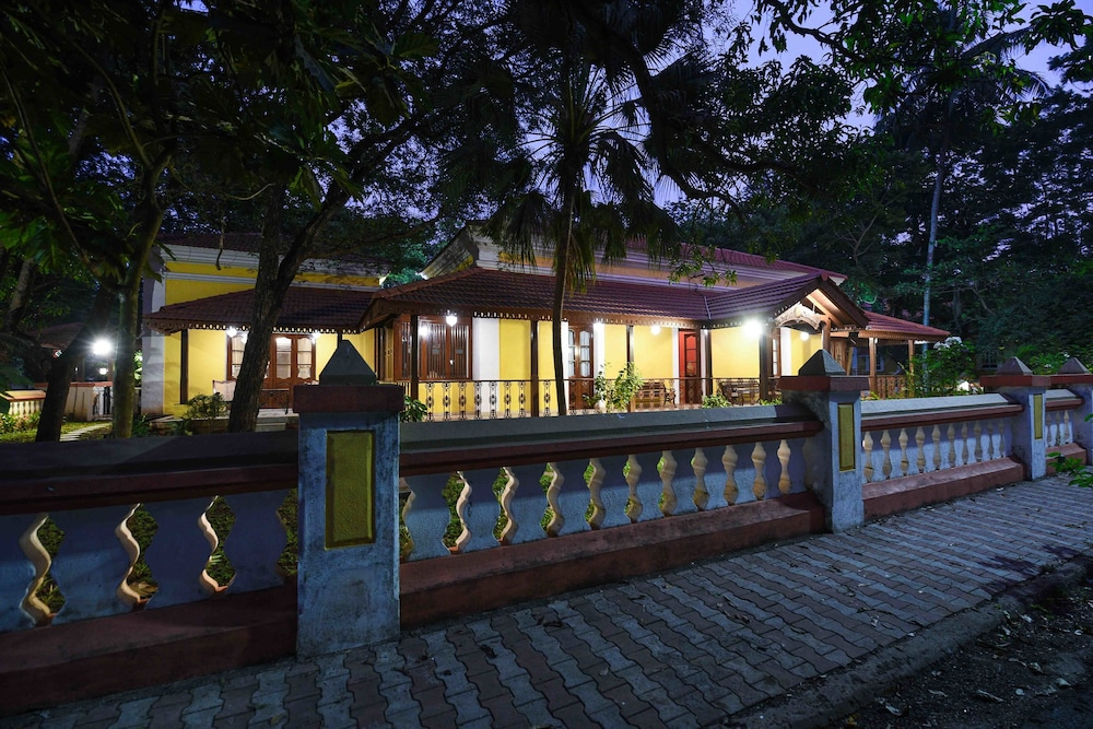Front of Property - Evening/Night, Surya Kiran Heritage Hotel