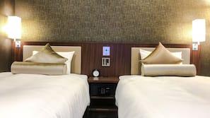 In-room safe, desk, blackout drapes, free WiFi