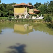 Property With 5 Bedrooms in Saint-paul-de-varax, With Private Pool, Furnished Garden and Wifi
