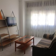 Apartment With 3 Bedrooms in Laxe, With Balcony - 80 m From the Beach