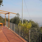 House With 3 Bedrooms in Serravalle Pistoiese, With Wonderful Mountain View, Enclosed Garden and Wifi - 45 km From the Beach