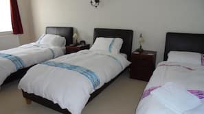 Soundproofing, iron/ironing board, free WiFi, wheelchair access