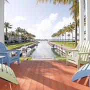 Waterfront Luxury With Sunset Views And Boat Slip 3 Bedroom Townhouse