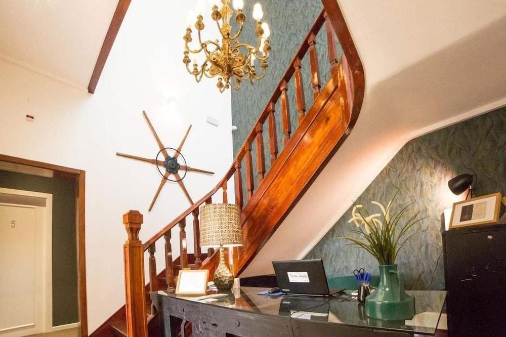 Terrace Patio Featured Image Reception