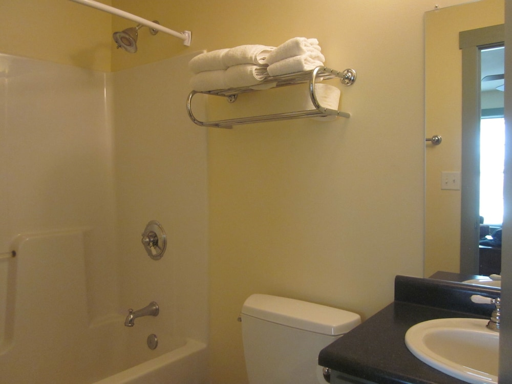 Bathroom, Come Explore Nauvoo With us!