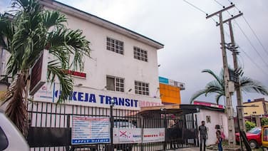 Ikeja Transit Apartment