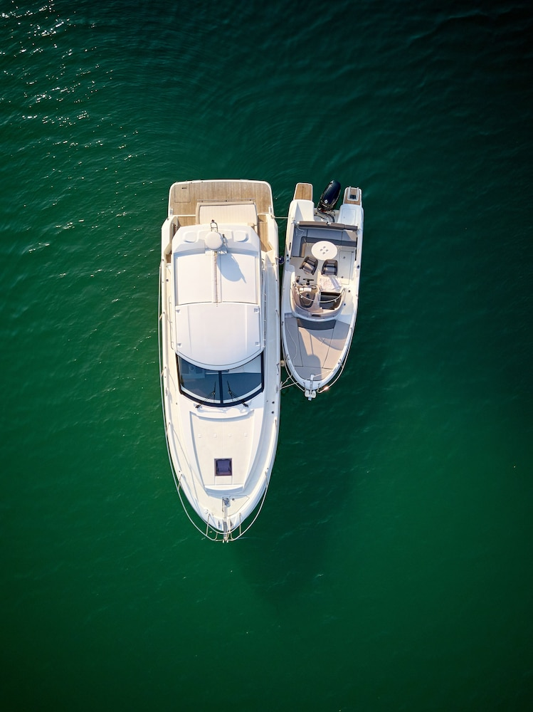 Aerial View, Vietyacht Marina Club - Halong Bay Cruise