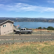 Panoramic Paradise On Clearlake Kelseyville Ca. Wine, Dine & Lake Adventures