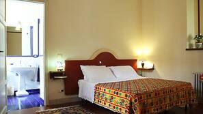 1 camera, Wi-Fi gratuito, lenzuola