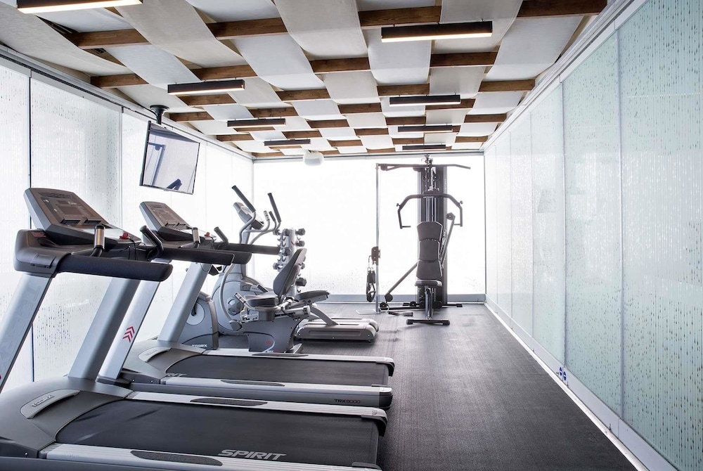 Fitness Facility, Wyndham Athens Residence