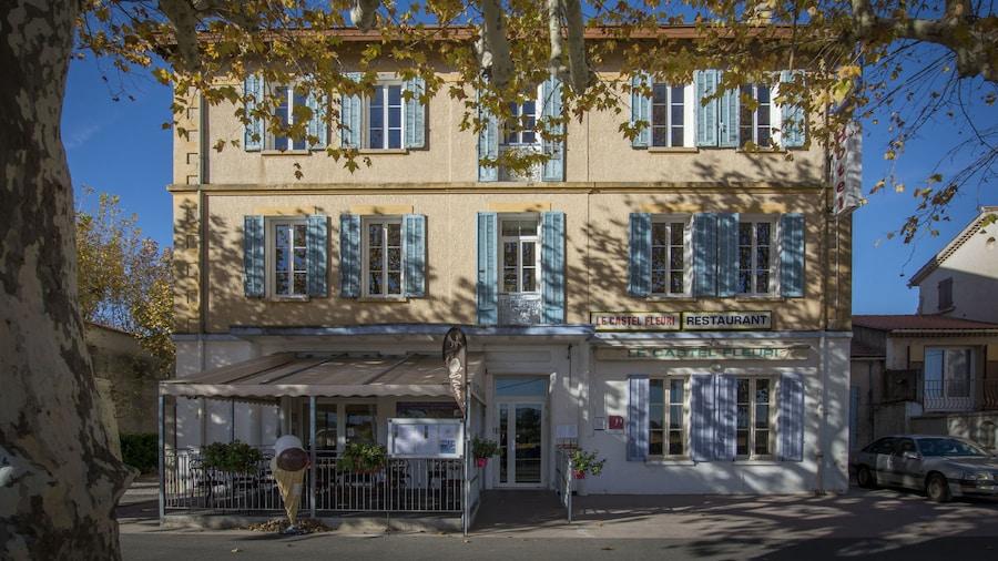 Hôtel Restaurant Le Castel Fleuri