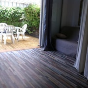 Apartment With one Bedroom in Borgo, With Furnished Garden and Wifi - 100 m From the Beach