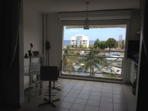 Apartment With one Bedroom in Gourbeyre, With Wonderful sea View and Wifi
