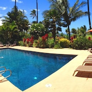 Super Sale Beach Front Luxury Retreat, Pool, Kite, Windsurf, Sup, Large Yard