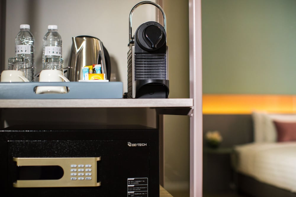 Coffee and/or Coffee Maker, Hotel Tranz