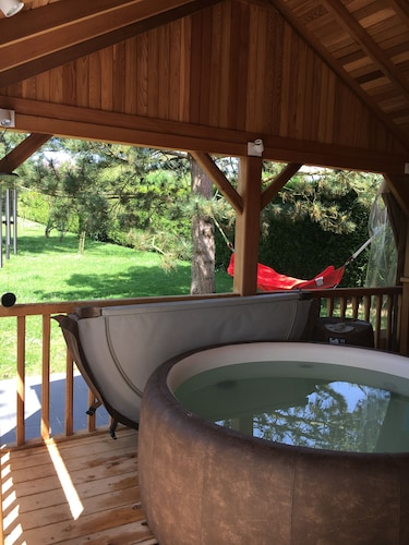 Charming Cottage With Jacuzzi Near Giverny 1h From Paris Gasny
