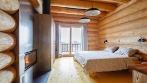 Ropa de cama de alta calidad, caja fuerte, mobiliario individual