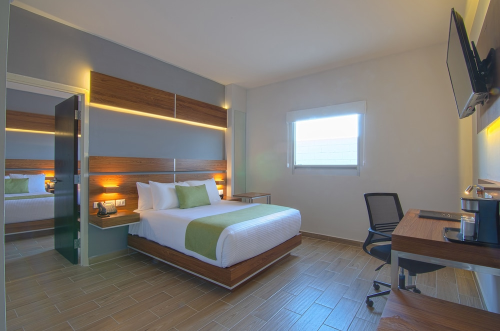 Room, Sleep Inn Mexicali