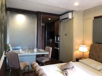 Boutique Rooms in Condo Hotel